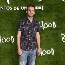 Julián López en el estreno de 'Boyhood (Momentos de una vida)' en Madrid