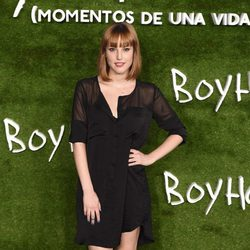 Natalia de Molina en el estreno de 'Boyhood (Momentos de una vida)' en Madrid