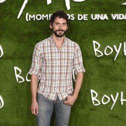 Paco León en el estreno de 'Boyhood (Momentos de una vida)' en Madrid