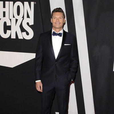 Ryan Seacrest en la gala Fashion Rocks 2014