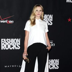 Anne Vyalitsyna en la gala Fashion Rocks 2014