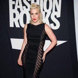 Natasha Bedingfield en la gala Fashion Rocks 2014