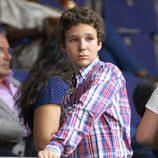 Froilán de Marichalar en el partido de baloncesto Francia-España del Mundial 2014