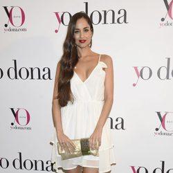 Lorena Van Heerde en una fiesta organizada por Yo Dona en Madrid