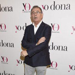 Roberto Verino en una fiesta organizada por Yo Dona en Madrid