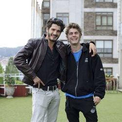 Yon González y Patrick Criado en 'El club de los incomprendidos'