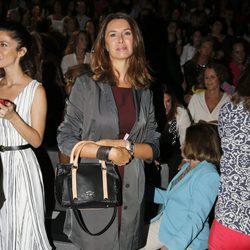 Ana García-Siñeriz en el desfile de Roberto Torretta en Madrid Fashion Week primavera/verano 2015