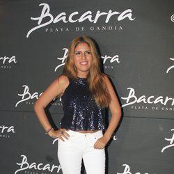 Chabelita Pantoja en una discoteca de Gandía