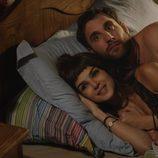 Dani Rovira y Clara Lago en un fotograma de 'Ocho apellidos vascos'