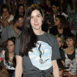 Brianda Fitz James Stuart en el desfile de María Escoté en Madrid Fashion Week primavera/verano 2014