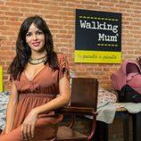 Raquel del Rosario, madrina de una marca de moda infantil