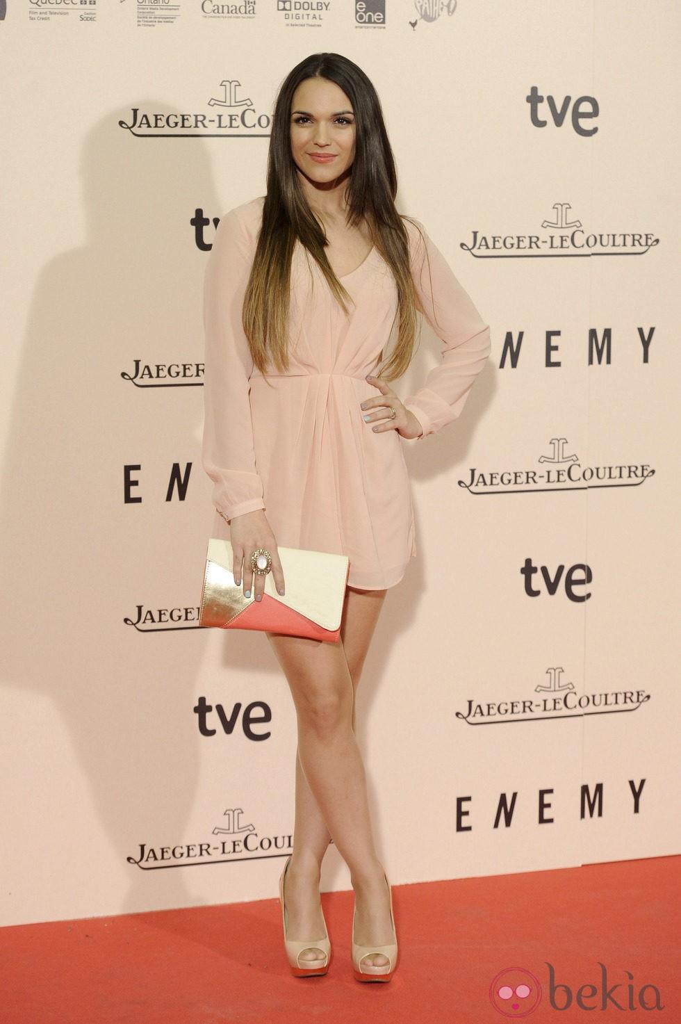 La Dama en la premiere de 'Enemy' en Madrid
