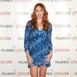 Cristina Castaño en una fiesta organizada por Museo Chicote