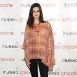 Clara Lago en una fiesta organizada por Museo Chicote
