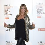Arancha de Benito en la Vogue Fashion's Night Out Madrid 2014