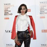 Megan Montaner en la Vogue Fashion's Night Out Madrid 2014