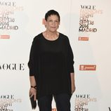 Kina Fernández en la Vogue Fashion's Night Out Madrid 2014