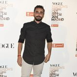 Canco Rodríguez en la Vogue Fashion's Night Out Madrid 2014