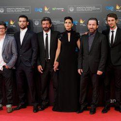 El equipo de 'La isla mínima' estrena la película en el Festival de San Sebastián 2014