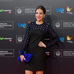 Alicia Rubio en la premiere de 'La isla mínima' en el Festival de San Sebastián 2014