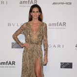Izabel Goulart en la cena benéfica de amfAR durante La Semana de la Moda de Milán 2014