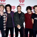 One Direction en el iHeartRadio Music Festival 2014
