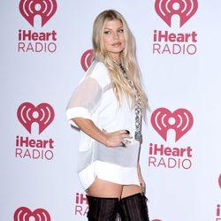 Fergie en el iHeartRadio Music Festival 2014