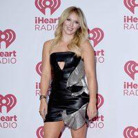 Hilary Duff en el iHeartRadio Music Festival 2014