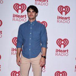 Darren Criss en el iHeartRadio Music Festival 2014