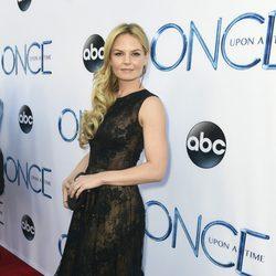 Jennifer Morrison en el estreno de la cuarta temporada de 'Once Upon a Time'