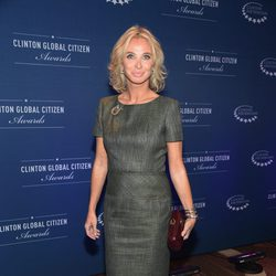 Corinna zu Sayn-Wittgenstein en los Clinton Global Citizen Awards 2014