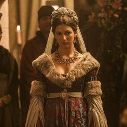 Úrsula Corberó interpreta a Margarita de Habsburgo en 'Isabel'