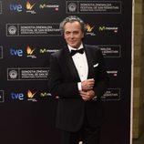 José Coronado en la gala de clausura del Festival de San Sebastián 2014