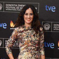 Ana Turpin en la gala de clausura del Festival de San Sebastián 2014