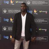 Omar Sy en la gala de clausura del Festival de San Sebastián 2014