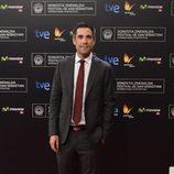 Unax Ugalde en la gala de clausura del Festival de San Sebastián 2014
