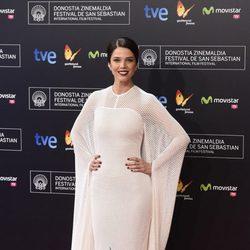 Juana Acosta en la gala de clausura del Festival de San Sebastián 2014