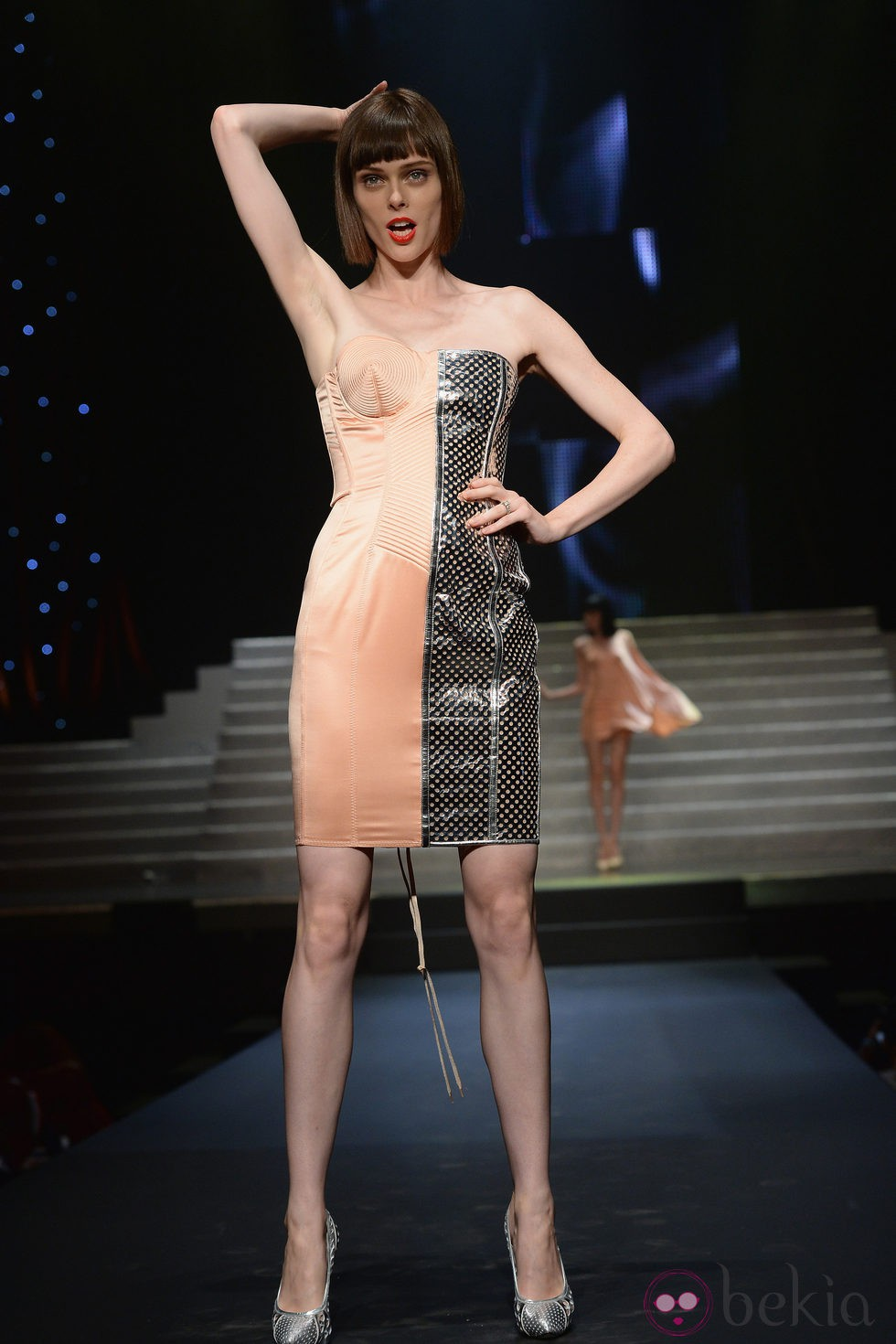 Coco Rocha and Her Daughter Walk Runway At Paris Couture Week 27