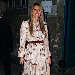 Anna dello Russo en el desfile de Givenchy en la Semana de la Moda de París primavera/verano 2015