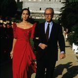 Isabel Preysler y Miguel Boyer en los primeros años de su matrimonio