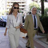Isabel Preysler y Miguel Boyer en 2010