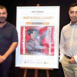 Jorge Javier Vázquez y Ángel Ruiz presentan la obra teatral 'Miguel de Molina al desnudo'