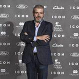 Lorenzo Caprile en los Premios Icon 2014