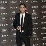 Unax Ugalde en los Premios Icon 2014