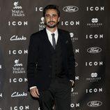 Canco Rodríguez en los Premios Icon 2014