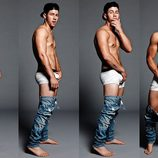 Nick Jonas posa en calzoncillos para Flaunt Magazine