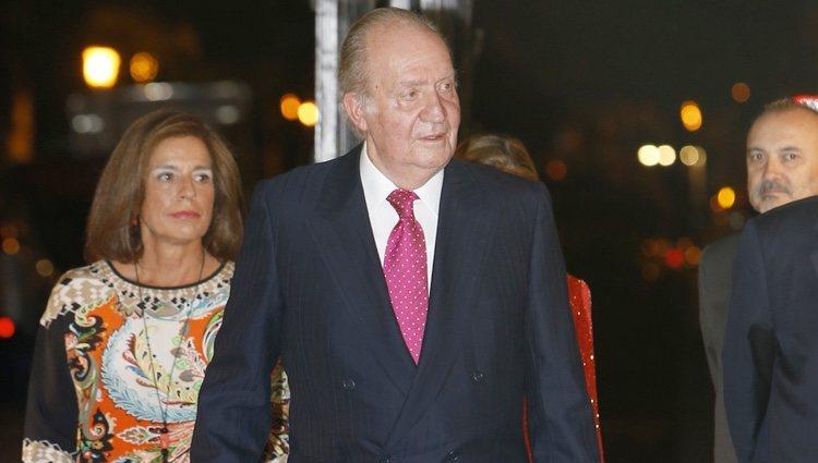 El Rey Juan Carlos en la entrega del 'Reconocimiento a la Integración Iberoamericana'