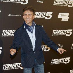 José Mota en el estreno de 'Torrente 5: Operación Eurovegas'