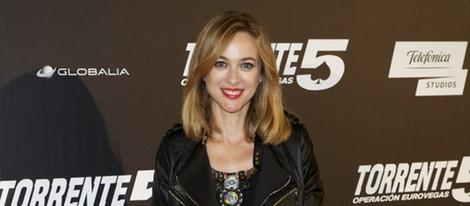Marta Hazas en el estreno de 'Torrente 5: Operación Eurovegas'