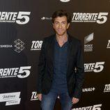Pablo Motos en el estreno de 'Torrente 5: Operación Eurovegas'